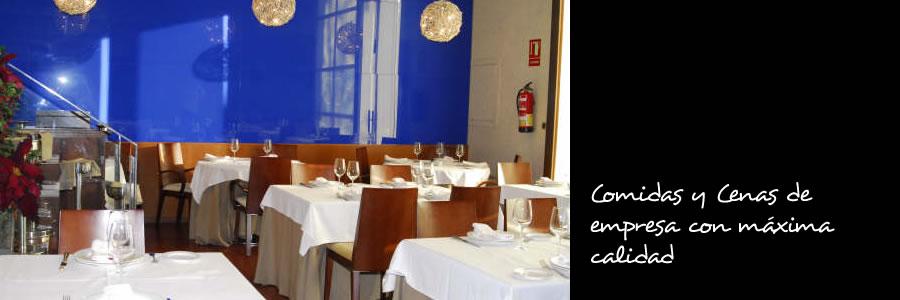 Cena de Empresa en Valencia