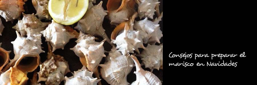 Consejos para la Comida de Navidad: Marisco