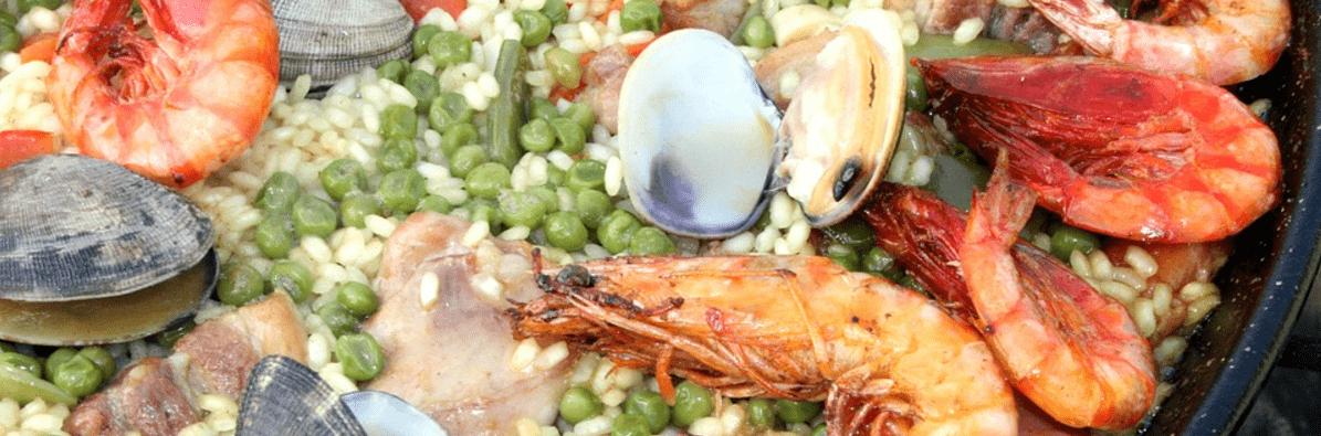 Receta Paella Valenciana